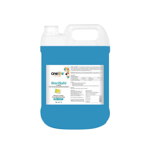 Onelife SteriSafe Hand Rub 5 Litre
