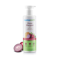 Onion Hair Fall Shampoo For Hair Growth & Hair Fall Control, With Onion Oil & Plant Keratin