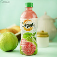 Rich Pulpy Organic Guava Drink