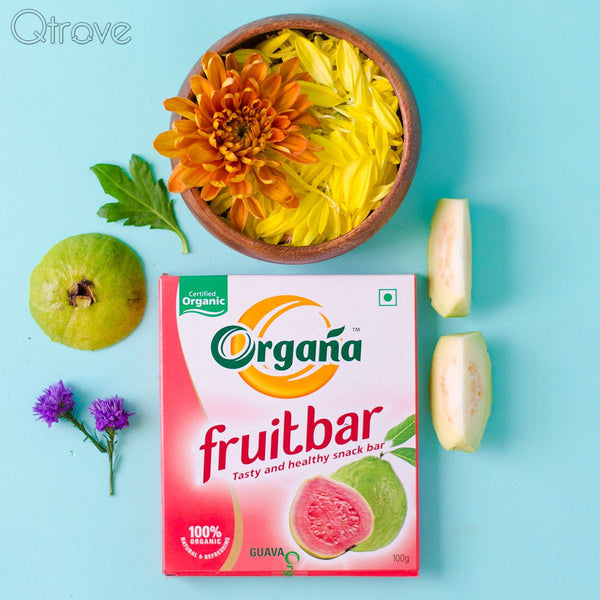 Organic Guava Fruit Bar