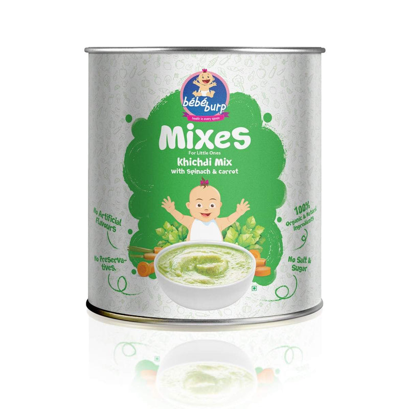 Organic Baby Food Instant Khichdi Mix For Infants