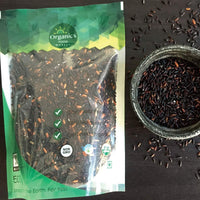 Organic Black Rice (Pack of 2)