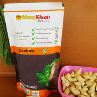 Organic Cashew (whole)