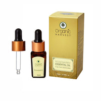Organic Harvest Rosemary Essential Oil, 10ml