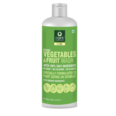 Vegetables & Fruits Wash