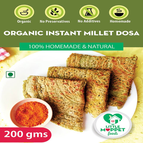 Organic Instant Millet Dosa