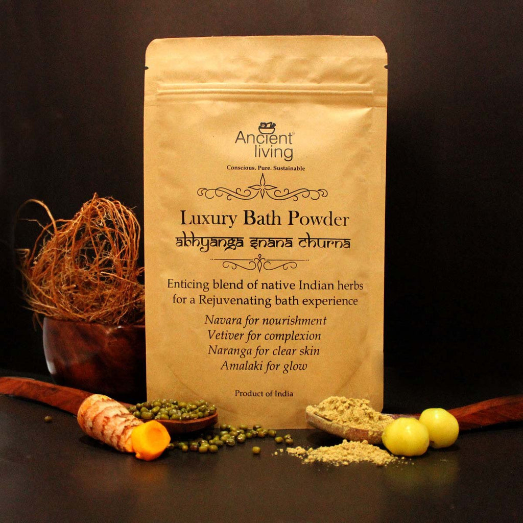 Organic Luxury Bath Powder