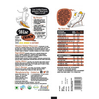Organic Multigrain Sticks (Real Mango & Nutmeg) (Pack of 8)