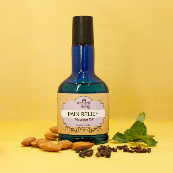 Organic Pain Relief Oil at Qtrove
