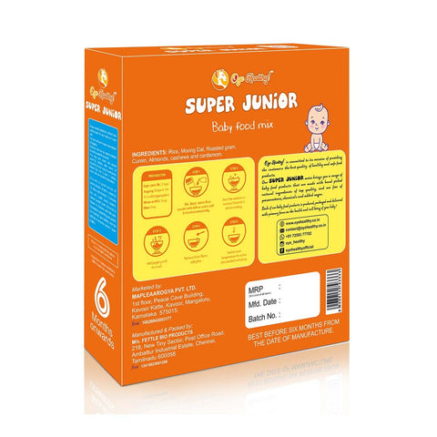Super Junior Baby Food Mix Rice Delight