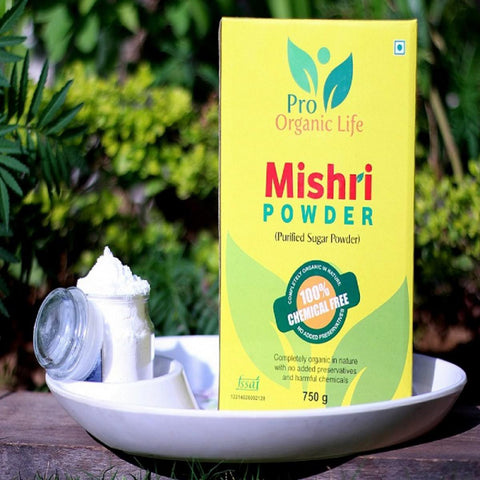 Mishri Powder (Purified Sugar Powder)