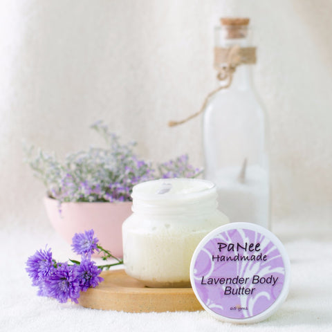 Super Rich Lavender Body Butter