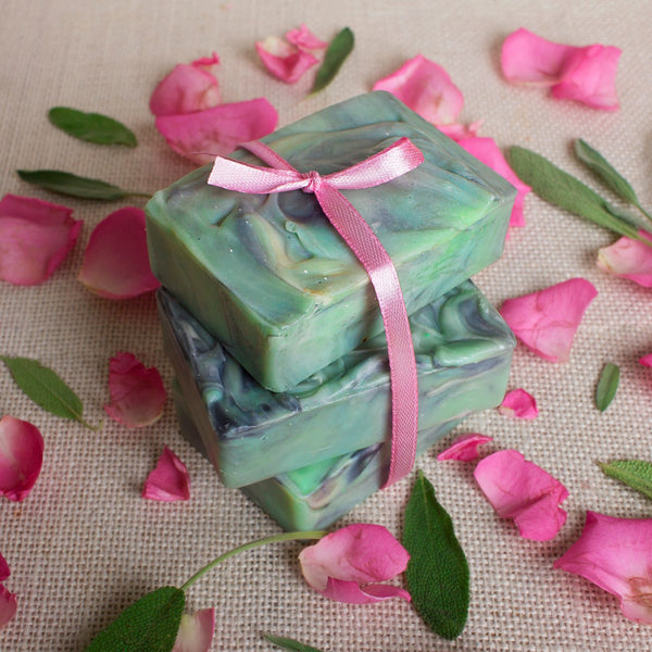 Aloevera Soap with French Green clay and Activated Charcoal at Qtrove