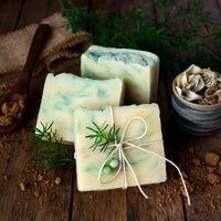 Eucalyptus and Ylang Ylang Soap