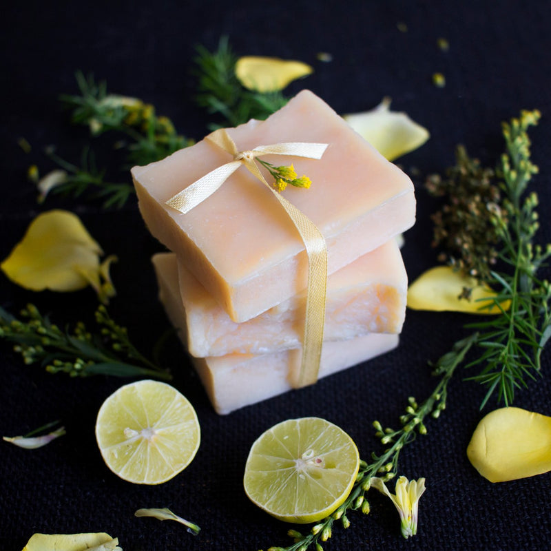 Lemon Bath Soap