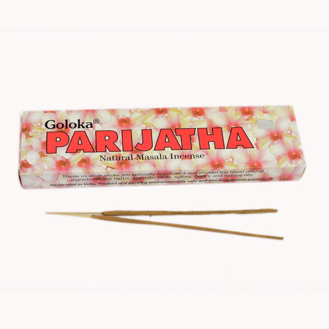 Parijatha Incense Sticks Pack Of 2 (100 Grams Each Pack)