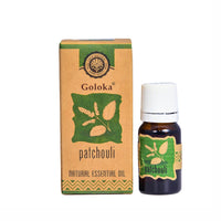 Patchouli Natural Essential Oil (pack Of 2)