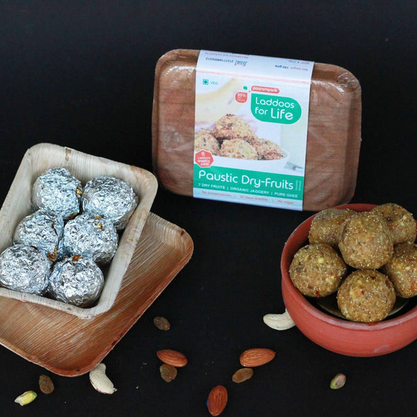 Healthy Snack Dry Fruit Laddoos (No preservatives, No Sugar) at Qtrove