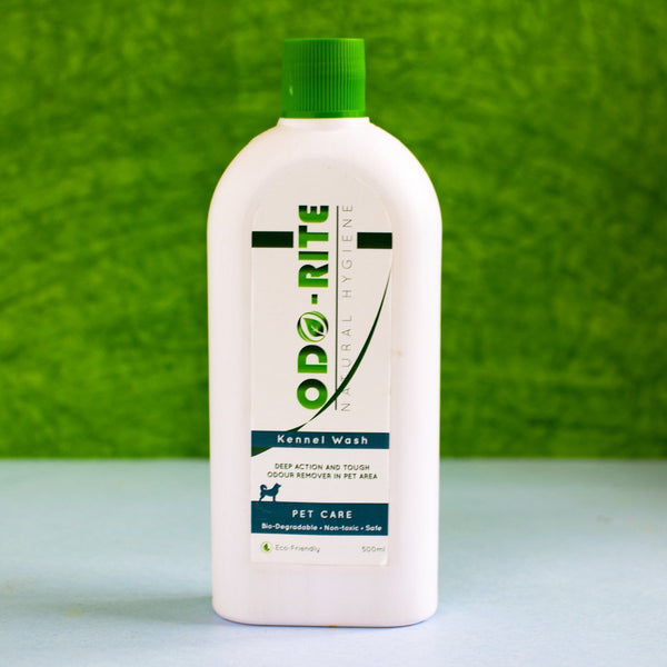 Kennel Wash (Deep Action and Tough Odour Remover in Pet Area) at Qtrove