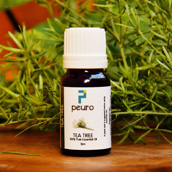 Tea Tree 100% Pure Essential Oil at Qtrove