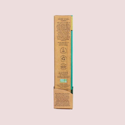 Phool Citronella & Eucalyptus Incense Sticks (Organic Mosquito Repellent Incense Sticks)