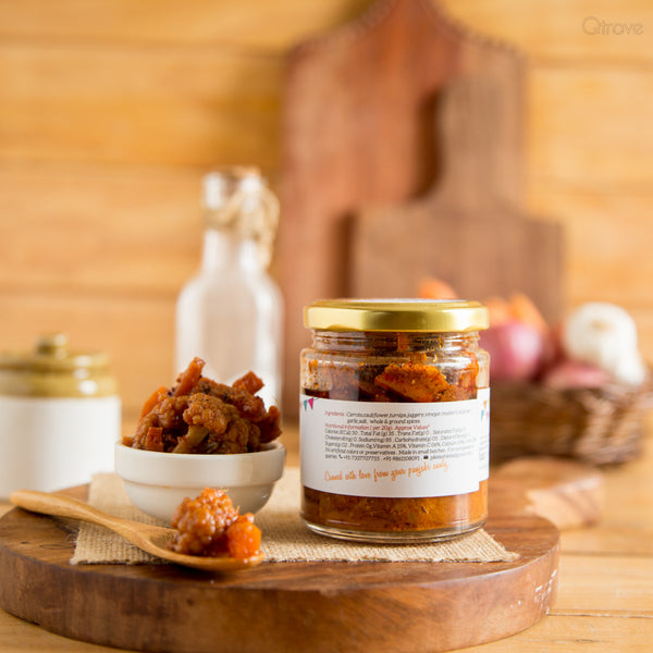 Mixed Vegetable Pickle-All Natural & Homemade at Qtrove