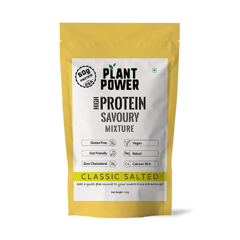 High Protein Savoury Mixture (Chivda) - Classic Salted