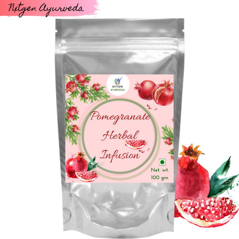 Pomegranate Leaves Infusion Pure (Anar)