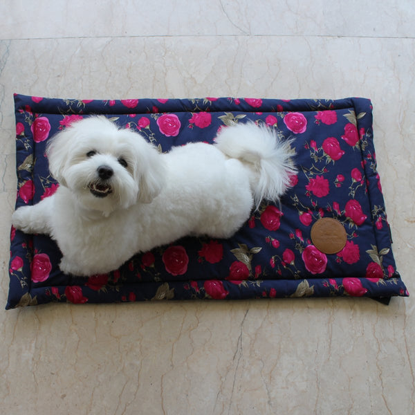 Pet Mat (England Floral) at Qtrove