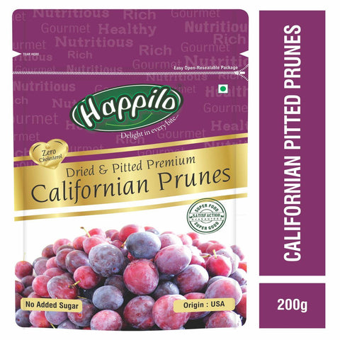 Premium Californian Pitted Prunes