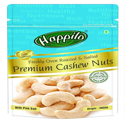 Premium Cashews Toasted & Salted