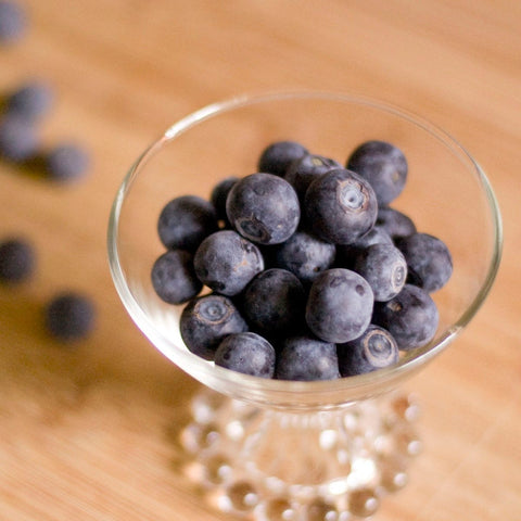 Premium Dried Whole Blueberries (Sweet & Delicious Delight)
