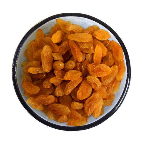 Premium Golden Raisins (Munakka) (100% Natural)