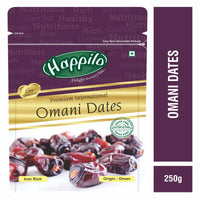 Premium International Omani Dates  ( Pack of 2)