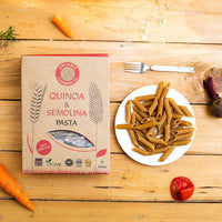 Preservative Free Quinoa And Semolina Pasta
