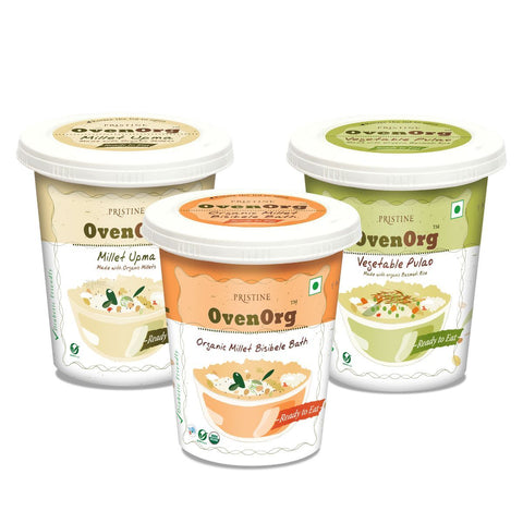 Ready To Eat Quick n Easy (Combo- Pack of 3)