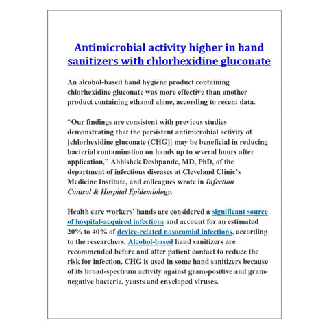 Hand Sanitizer (Pack of 6 )