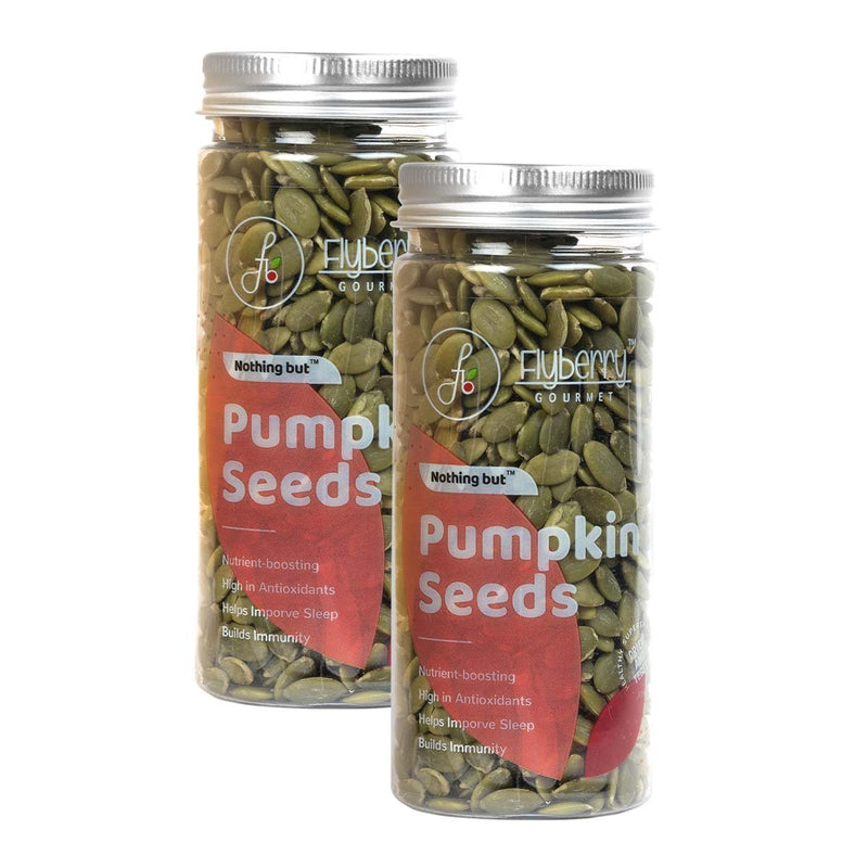 Pumpkin Seeds - Pack of 2, 2 x 150 g