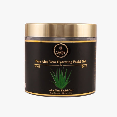 Pure Aloe Vera Hydrating Facial Gel
