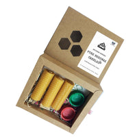 Beeswax Candles Gift Set (Set of 3)