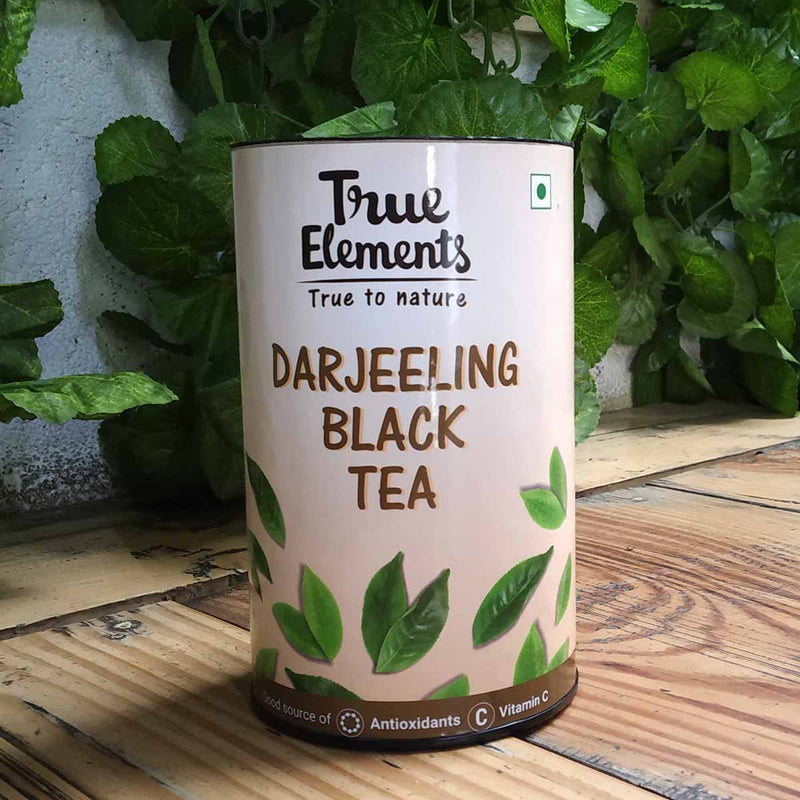 Pure Darjeeling Black Tea