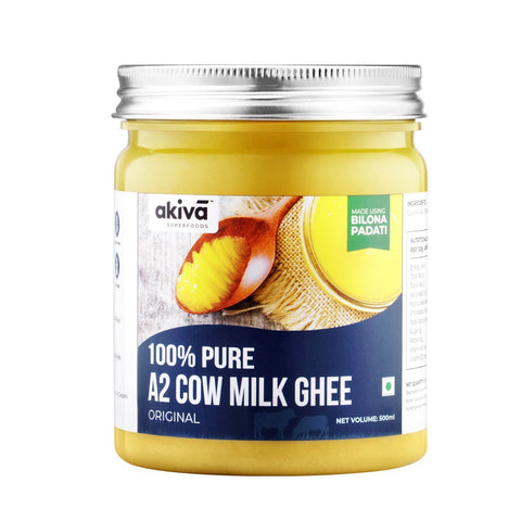 A2 Cow Ghee (Made from Bilona Method)