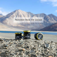 Pure Kashmiri Shilajit  (Power, Strength & Stamina) 20gm