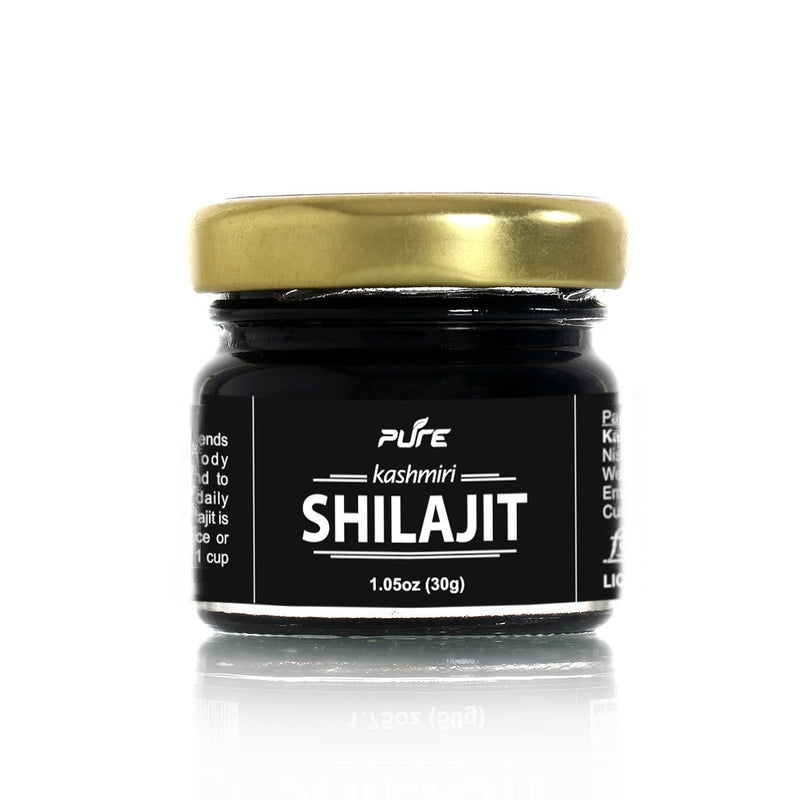Pure Kashmiri Shilajit  (Power, Strength & Stamina)(30g)