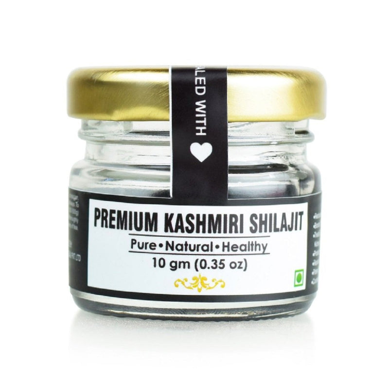 Pure Kashmiri  Shilajit Resin (Stamina & Power)