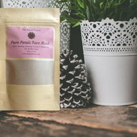 Pure Petals Face Mask