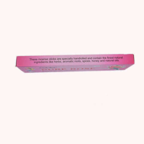 Pure Rose Natural Masala Incense Sticks Pack Of 2 (100 Grams Each Pack)