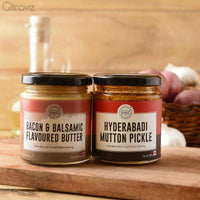 Homemade Non-Vegetarian Relish Pack