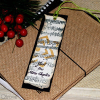Handmade Rustic Bookmark (Set of 4)