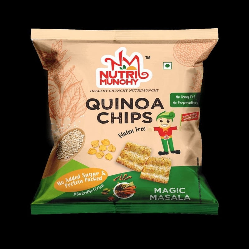 Quinoa Chips - Gluten Free (Pack Of 10)
